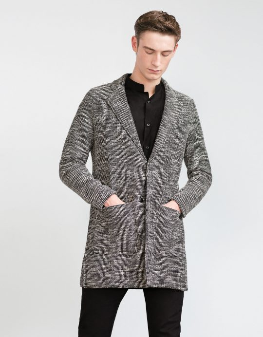 Technical Fabric Coat