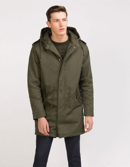 Mens Coast Jacket