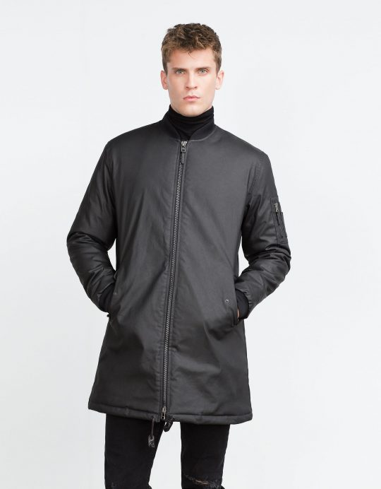Hooded Rain-Coat
